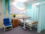 2개의 크랭크 전체적인 나무로 되는 2개의 크랭크 수동 병원 환자 침대 (AG-BYS113)