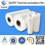 De laminación en caliente (rollos de película BOPP/PET térmico)