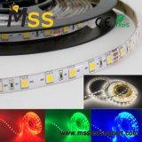 DC12V / DC24V Flexível Fita LED SMD LED 5050 Tiras 5m 60LED/m faixa LED 24V