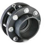 Plaqueta de PVC de alta calidad DIN de válvula de retención de la norma JIS ANSI