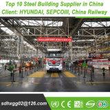 P235B prefabricados pesados de la luz metálica Modular Pre-Engineered estructurales Estructura de acero de la construcción de Estructura de Fabricación (exportado 200, 000MT)