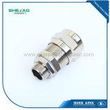 De níquel-latón Prensaestopas IP68 de fabricación China