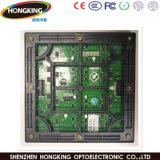 高品質6000CD/M2の使用料P6 LEDスクリーン表示