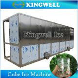 20 Toneladas Máquina de cubos de gelo/Bullet máquina de gelo/gelo do whisky