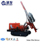 Migliore macchina Drilling di vendita del mucchio della stazione di energia solare (HFPV-1A)