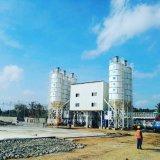 Конкретные заслонки смешения воздушных потоков на строительство завода Hzs100