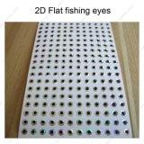 Oog van de Visserij van het Lokmiddel van de Visserij van de vlieg het Bindende 2D