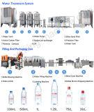 Schlüsselfertiges Projekt-Wasser-Abfüllanlage