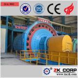 ぬれた金のボールミルの採鉱設備