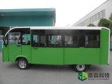 Bureau van de Verkoop van de school/het Winkelen van de Wandelgalerij/Woon Elektrische MiniBus 14 van de Pendel Zetels