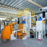 La Chine la courroie en caoutchouc Tumblast constructeur de la machine - Tumblast Mayflay Hot Sale de la machine pour le moulage des pièces de soupape