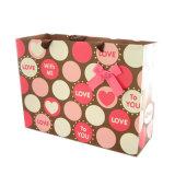 사랑스러운 꾸미십시오 좋은 품질 인쇄한 손잡이 종이 봉지 (YH-PGB016)를