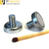外部糸が付いている良い機械化のカスタマイズされたネオジムの鍋の磁石