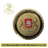 卸し売り3D記念品の競争価格の工場が付いている軍の軍隊の硬貨
