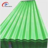 Menor preço Gi/PPGI tecto usados em construções prefabricadas House