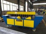 Conduit de chauffage-climatisation de l'acier de haute qualité Tdf machine de formage à embase