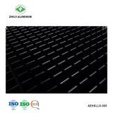 China fabricante de perfiles de aluminio anodizado de luz con fines comerciales.