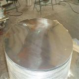 Глубокую чертеж 1100 3003 алюминиевый диск круг для посуда