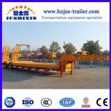 Angemessene Welle Entwurfs-China-3 60 Tonnen niedrige Bett-halb Schlussteil-