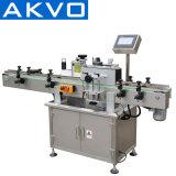 Akvo Eficiencia Alta velocidad de la máquina de etiquetado de botellas de vidrio Industrial