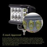Lichte Vrachtwagen van de Stroboscoop van de direct Hoge Macht van de fabriek de Super Heldere Tractor de 3 LEIDENE van de Duim 45W Lichte Staaf van het Werk