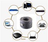 FTP Cat5e LSZH Câble réseau / CAT6 23AWG Câble LAN à double blindage 4pairs
