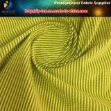 ポリエステルT400ヤーンによって染められる縞のしわのShirtingファブリック(YD1167)