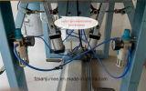 靴甲革の浮彫りになることのための高周波二重端末の溶接機