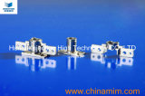 Solución total para la metalurgia de polvo con piezas metálicas de precisión Comunicación