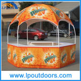 Tenda do Gazebo da cúpula do quiosque de publicidade ao ar livre para exposição