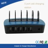 新製品マルチUSBの充電器5ポートUSBの充電器または力のアダプター端末