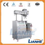 Mezclador de emulsión del homogeneizador del vacío para el cosmético/la farmacia