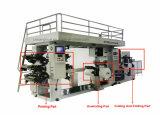 인쇄하는 1/4의 겹 색깔 냅킨 티슈 페이퍼 Flexo 기계를 만들기