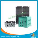 Yingli Solarlaterne, 8PCS LED Laterne, 6m Kabel für Haus, Büro, System, Shool