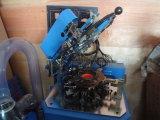 Hys computarizou a máquina de confeção de malhas das peúgas (plano & terry)