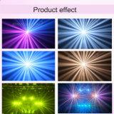 소형 200W 5r 광속 이동하는 헤드 단계 빛