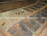 40 2 футов трейлер Axle планшетный Semi (для рынка Конго)