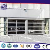 Sectionele Deur van het Metaal van de industrie de Transparante Rolling Lucht Buiten
