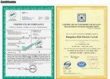 3.2ton het Hijstoestel van de Machine van de Katrol van de Kabel van de draad met Ce- Certificaat