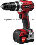 20V 4.0AH Taladro percutor inalámbrico Li-ion Power Tool