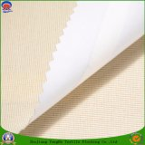 Matéria têxtil Home tela impermeável tecida da cortina do escurecimento do revestimento do franco do poliéster
