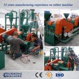 Neumático inútil que recicla la máquina para hacer el polvo de goma 1~120mesh