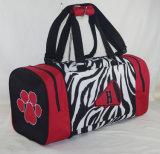 Sacchetto di sogno di ballo del Duffel dei piccoli di ginnastica della squadra di softball sacchetti supplementari dei bagagli