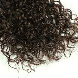 Brasilianisches Jungfrau-Haar-mongolische Rotation 3 Stücke in einem Satz
