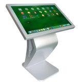 """Fußboden-stehender Bildschirm-Kiosk, einteiliger PC, 32/42/55 """""""