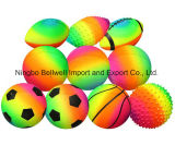 Massage PVC balle beach ball boule Rainbow