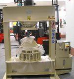 Reifen-Presse-Maschine des Gabelstapler-80ton feste, Gabelstapler-Gummireifen-Presse-Maschine