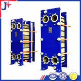 Gea VT80p intercambiador de calor tipo placa con SS L304/316