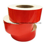 Rotes Handelsgüte-reflektierendes Vorsicht-Band für Fußboden (C1300-OR)