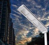 La luz de calle solar integrada IP65 tasa los 3m con el sensor de movimiento